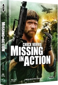 Missing in Action Cover B