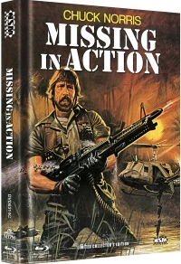 Missing in Action Cover C