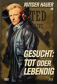 Gesucht: Tot oder Lebendig Limited Mediabook