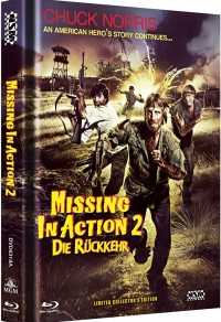 Missing in Action 2 - Die Rückkehr Cover A