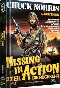 Missing in Action 2 - Die Rückkehr Cover