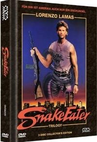 Snake Eater Triology (Mediabook)