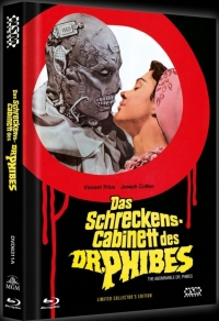 Das Schreckenskabinett des Dr. Phibes Cover A