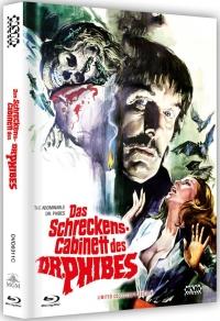 Das Schreckenskabinett des Dr. Phibes Cover C