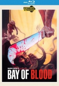 Bay of Blood (Im Blutrausch des Satans) Cover A