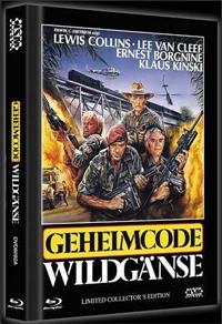Geheimcode - Wildgänse Cover A