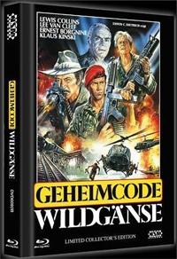 Geheimcode - Wildgänse Cover B