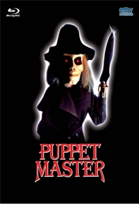 Puppet Master Limited Uncut Edition (Black)