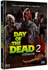 Day of the Dead 2: Contagium Limited Mediabook