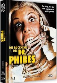 Die Rückkehr des Dr. Phibes Cover C