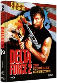 Delta Force 2: The Colombian Connection Cover A