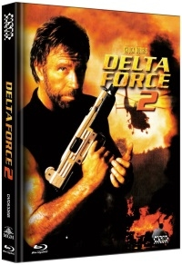 Delta Force 2: The Colombian Connection Cover B
