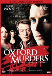 Oxford Murders Limited Collectors Edition