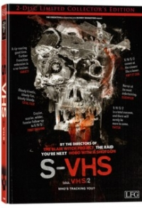 S-VHS Limited Collectors Edition