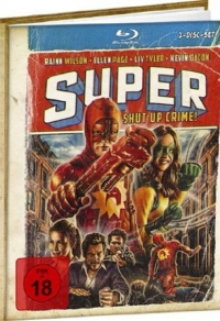 Super - Shut Up Crime! Limited Mediabook