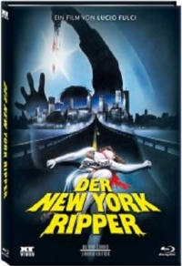 Der New York Ripper Cover B