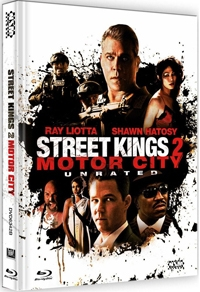 Street Kings 2 - Motor City Cover B