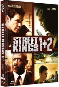 Street Kings Double Feature (Mediabook)